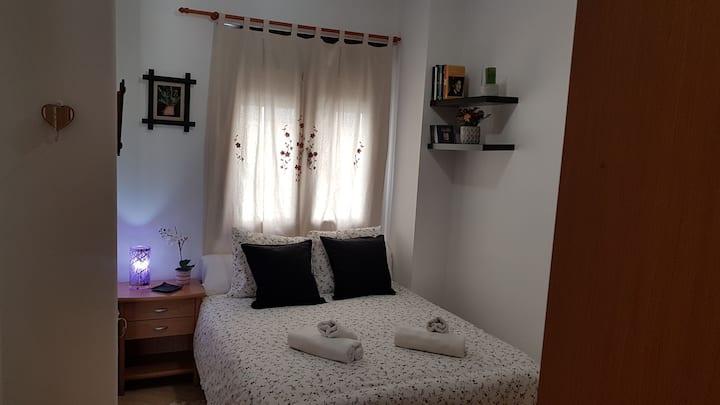 Acogedora  habitación  en Benissa