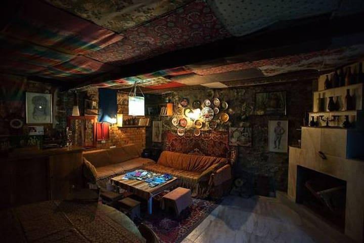 """Artist's House"""