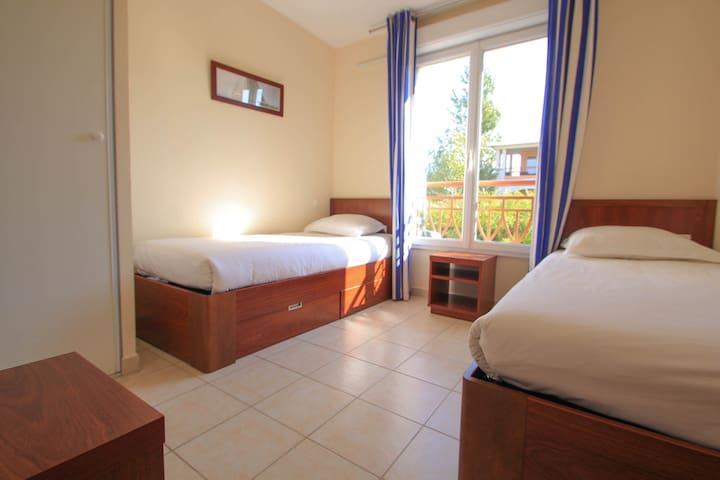 Splash Resort, Mandelieu La Napoule - Mandelieu-la-Napoule - Wohnung