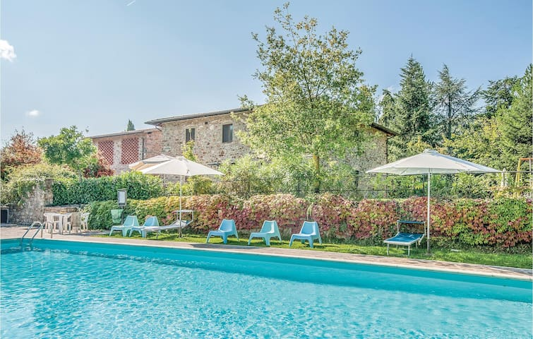 Holiday apartment with 2 bedrooms on 50 m² in Greve in Chianti FI