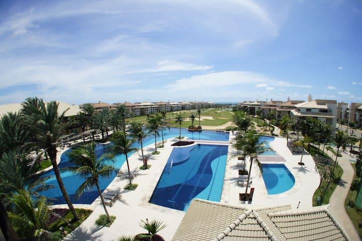 Golfville Resort Porto das Dunas prox Beach Park 2