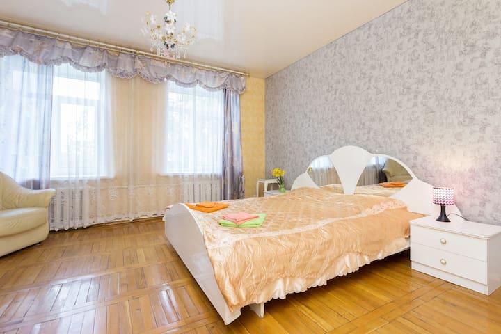 2х комн  теплая и уютная  квартира в центре Минска