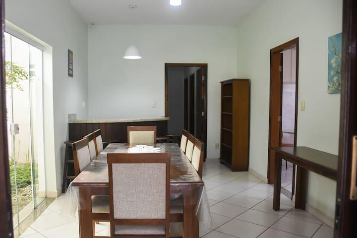 Aluguel de quartos para estudantes