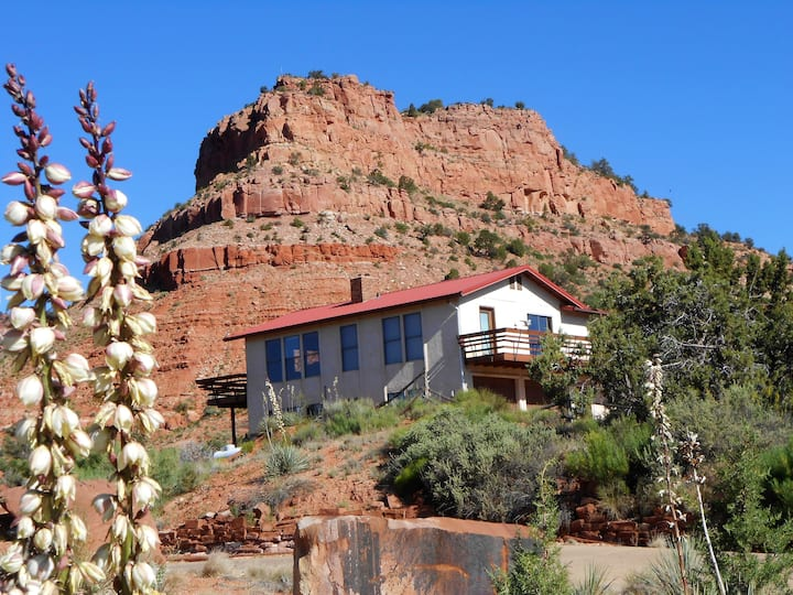 Kozy Kanab Retreat (No cleaning Fee)