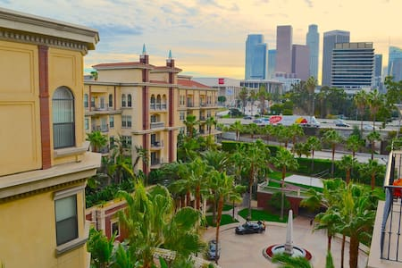 Luxury place with free pool and gym in Downtown LA - Los Angeles
