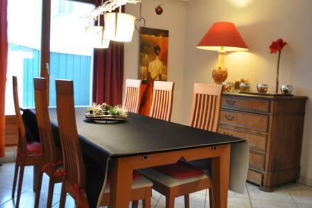 gîte tokay spacieux 6_10 pers - Sigolsheim - Дом