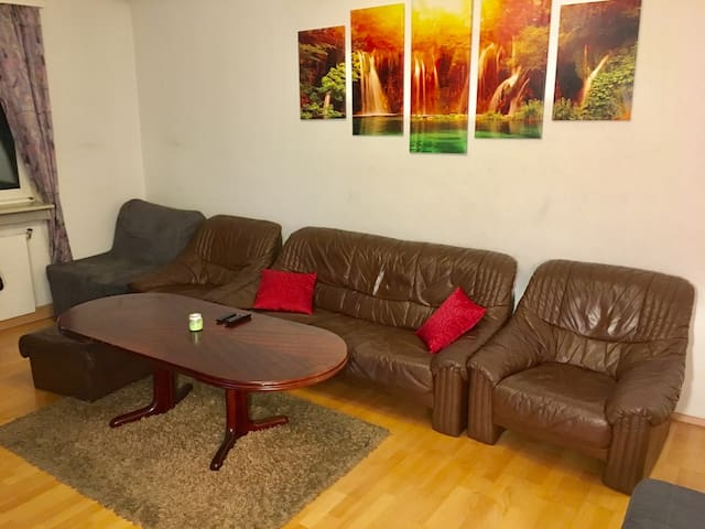 Flat with private whirlpool - Vienna, free parking