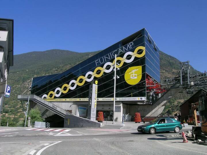 Habitación doble en Encamp (Andorra)