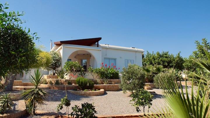Komfortables Privatzimmer auf Nordzypern