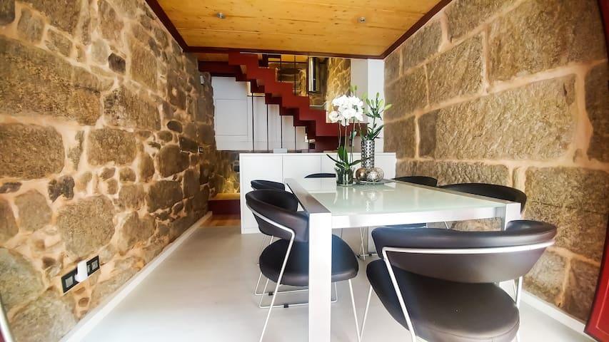 Moderna vivienda rehabilitada de dos dormitorios