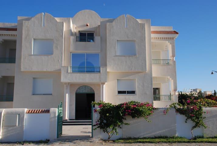 Belle residence au coeur Yasmine - Yasmine Hammamet - Byt