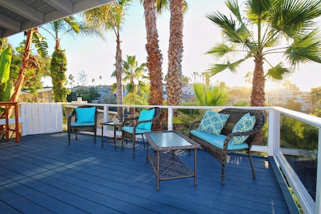 Beautiful Beach Bungalow- 5 Minutes from Beach! - San Clemente