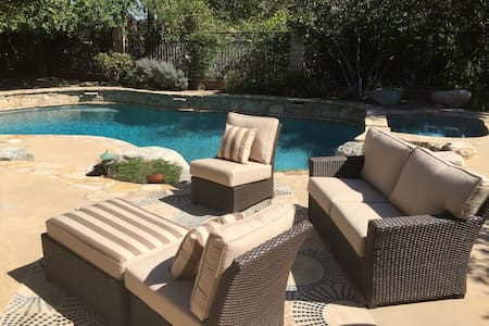 Vacation Home Near Malibu - Fully Furnished - 亚哥拉山(Agoura Hills)