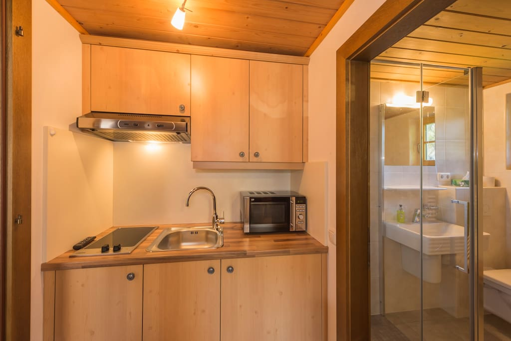 Kitchenette / DU/WC