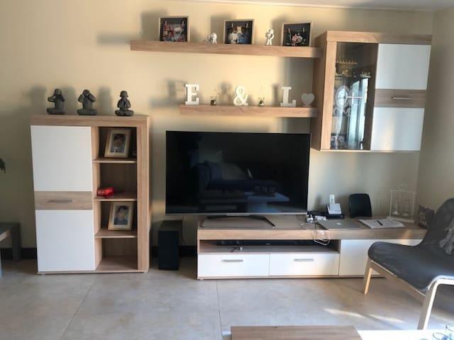 Maison Famille - 20 mn de Lisbonne -