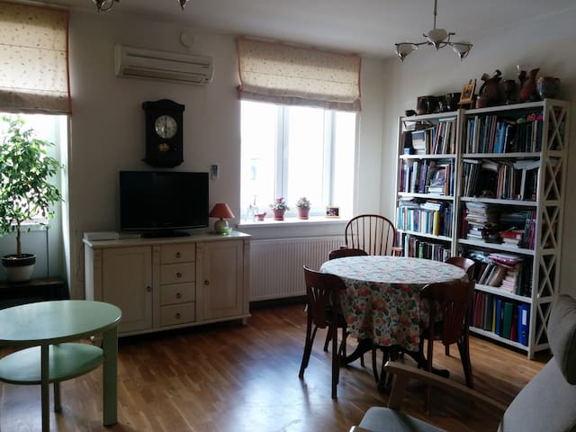 Comfortable city apartment - Tartu - Lägenhet