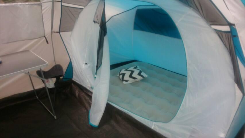 7 Campamento en la Naturaleza Cerca del Río Playas