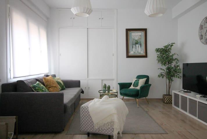 Encantador apartamento Teatro Soho Málaga