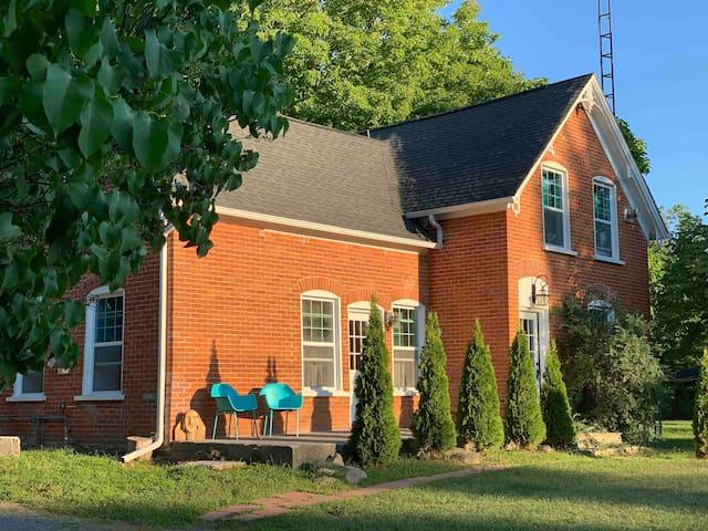The Starboard Farmhouse