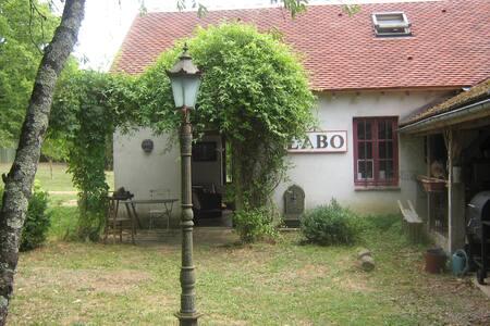 LE LABO, résidence d'artistes