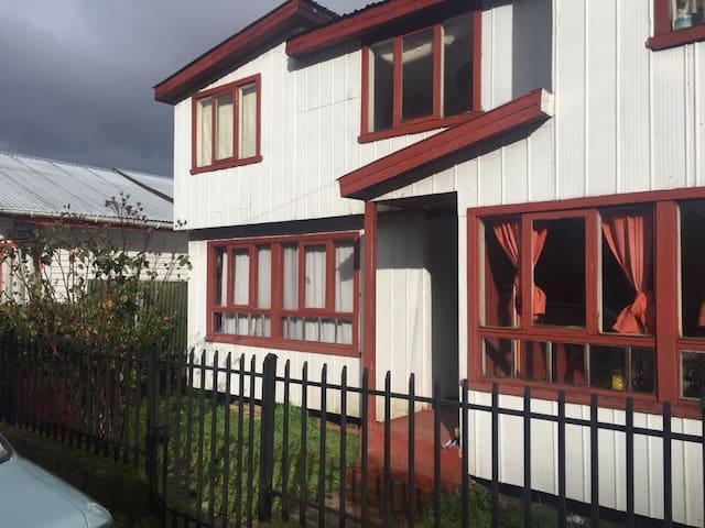 Casa Completa en Lemuy Puqueldón - Chiloé