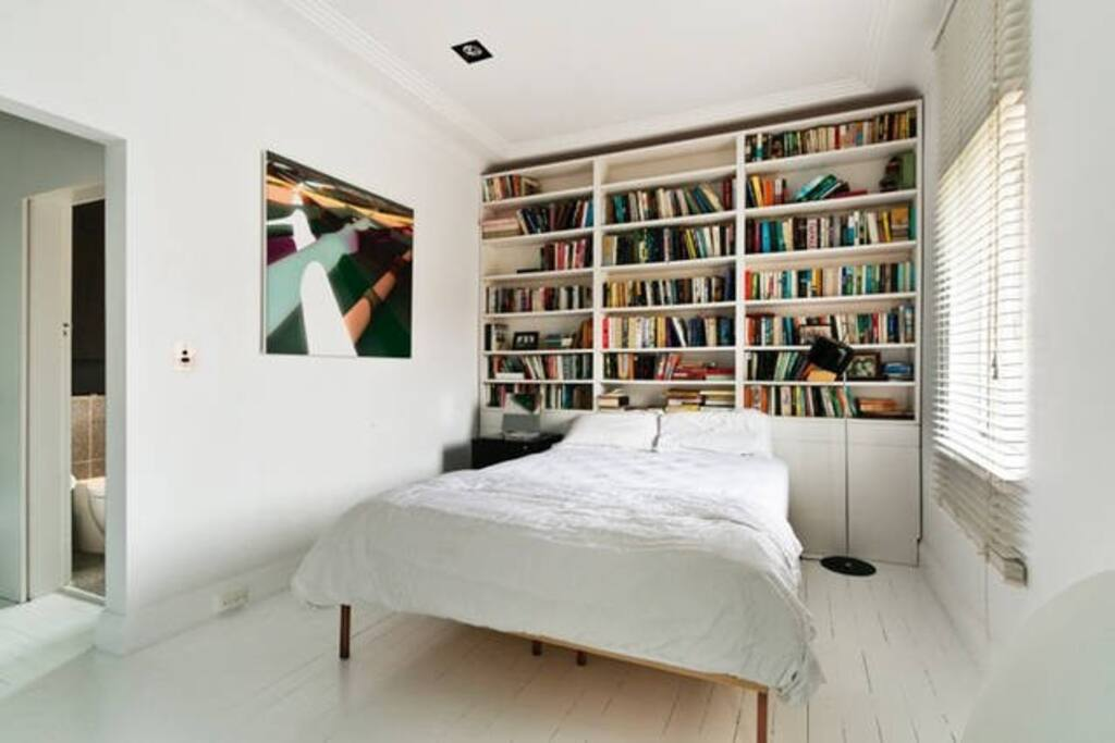 :: Bondi Beach Bespoke :: your beautiful bespoke bedroom with library feel ::