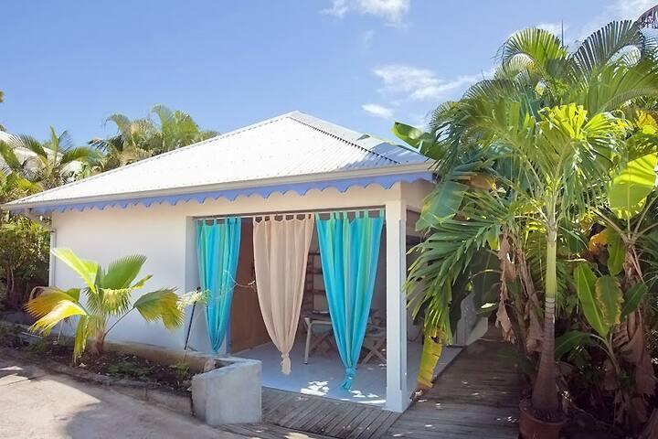 loue bungalow pour 4 à saint-François