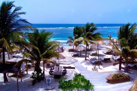 Yaya Suite - Beachfront Luxury Room