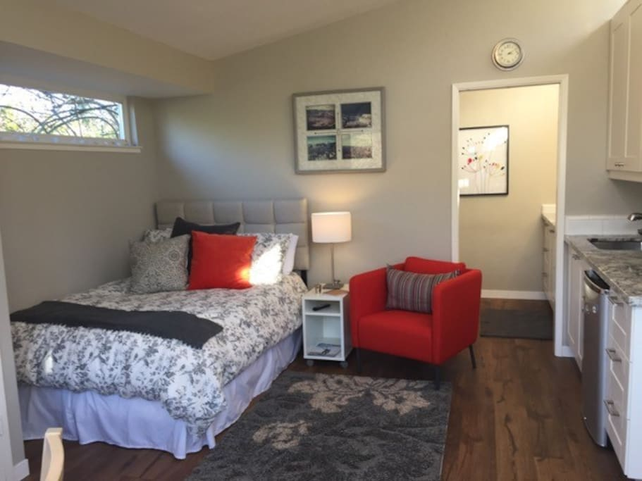 Fully remodeled space for your enjoyment and comfort