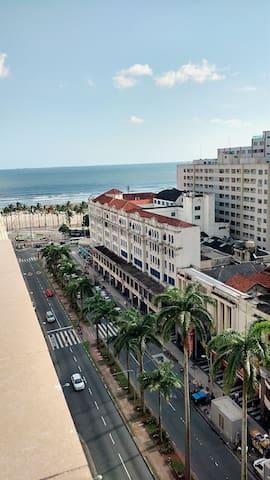 Quarto Inteiro - Gonzaga (até 2 p.) - Santos - Appartement