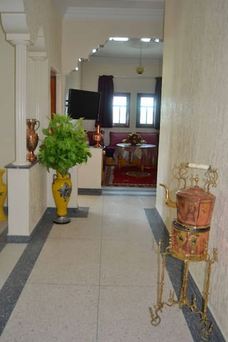 Appartement pour vos vaccances à ouarzazate - Ouarzazate - Huoneisto
