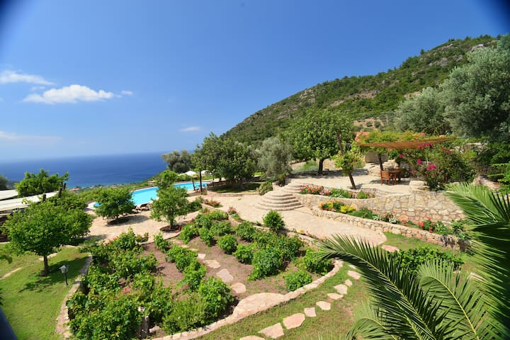 Zephyros-piece of paradise on earth - Muğla Province - Chalet