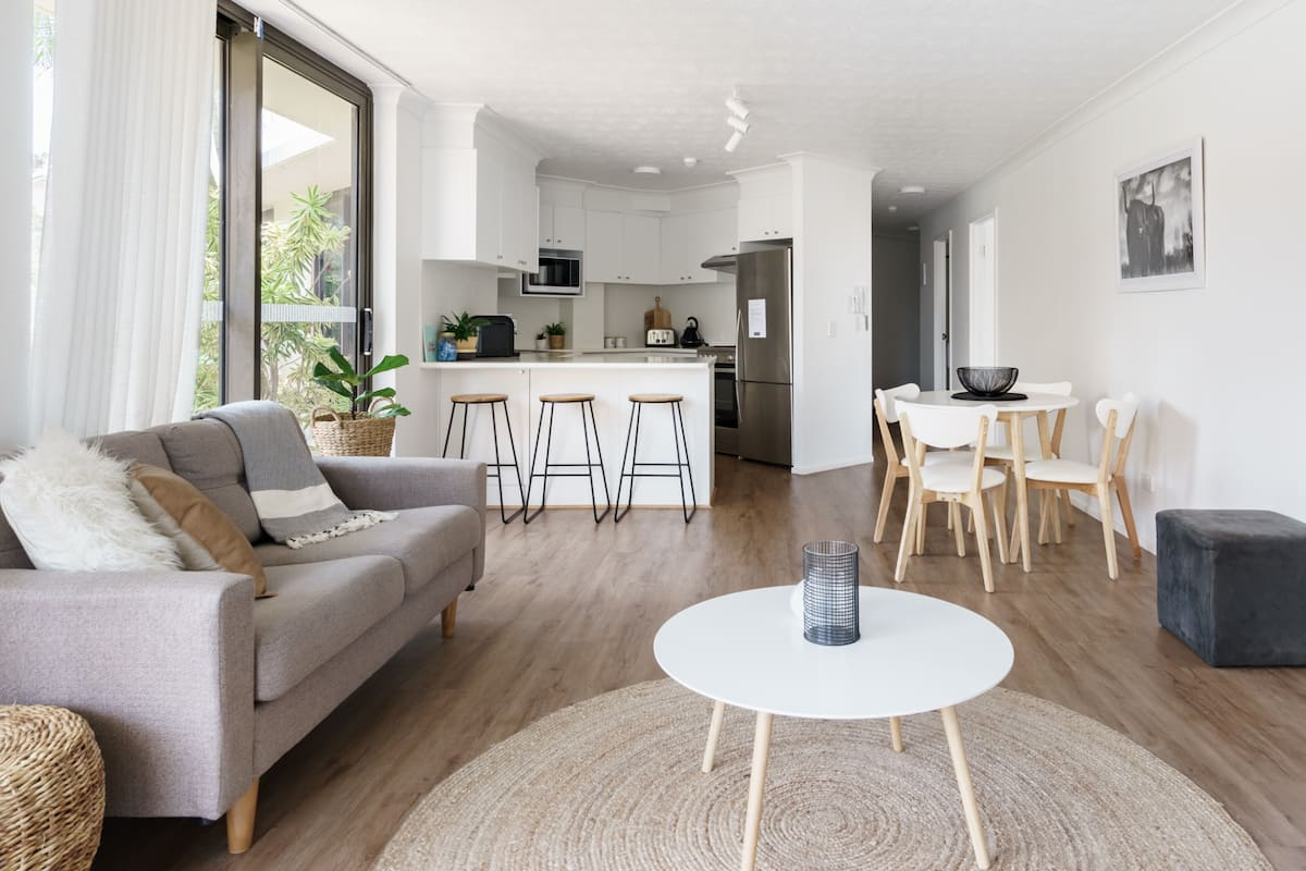 Seascape One—Renovated Ground Floor Unit in Palm Beach