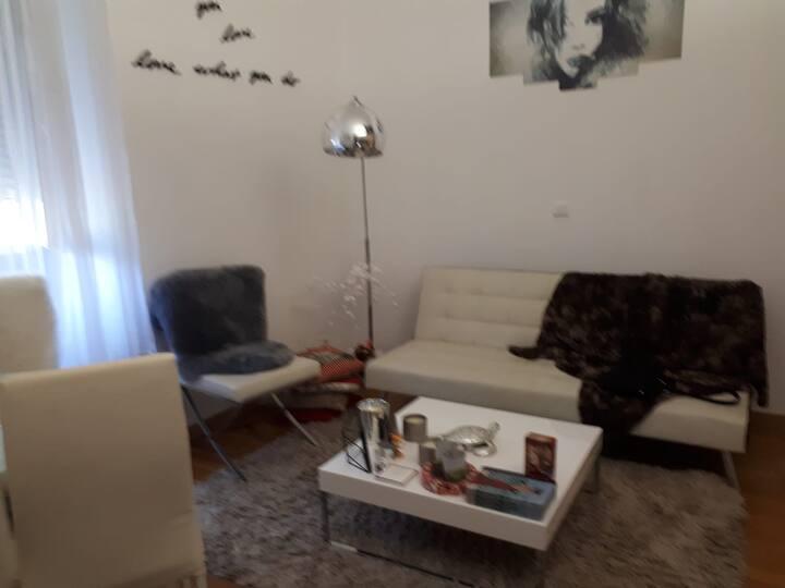 Chambre privée, Nice centre, calme