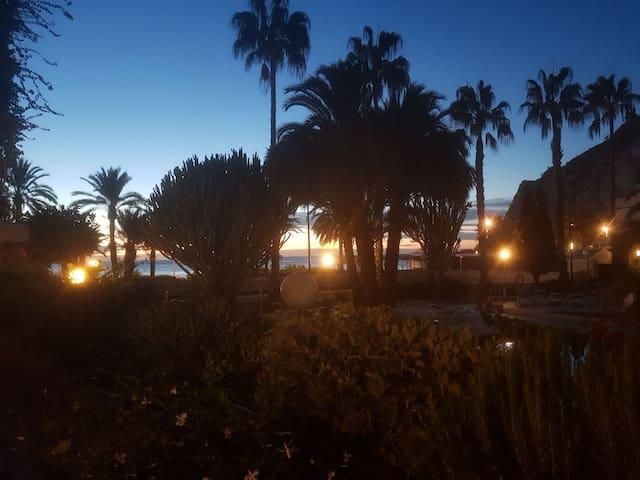 calpe Paraiso mar rénove wifi clim piscine vue mer