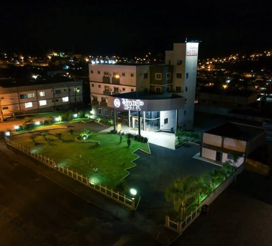 Martello Hotel, a hospitalidade da serra para você