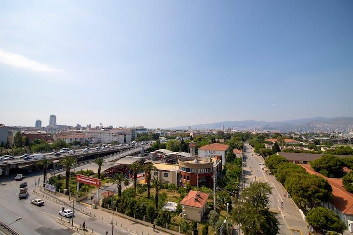 Şehrin Merkezinde Ekonomik Bir Konaklama Fırsatı