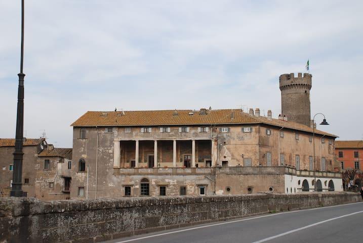 Appartamento Palazzo delle Logge - Viterbo - Casa