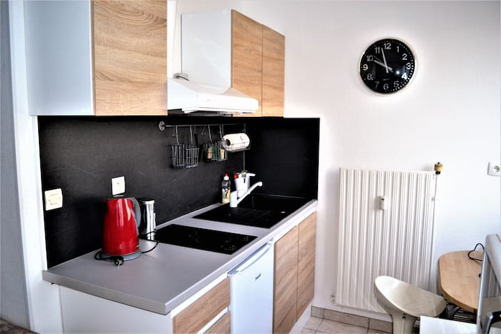 Nice apartment near Cattenom, Luxembourg, Deutch - Thionville - Leilighet