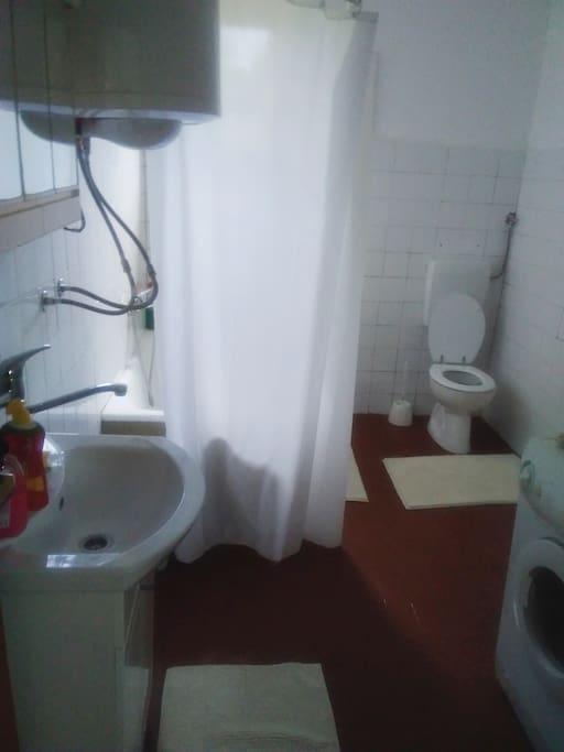 Dodao wc