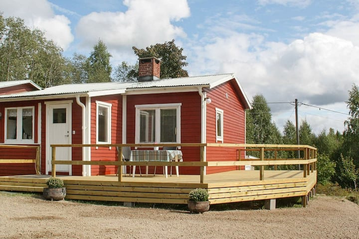 6 person holiday home in SUNNE