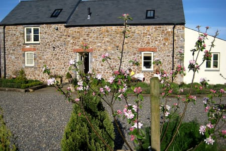 Swallows - calm, private room Masons Barn - Haverfordwest - Bed & Breakfast