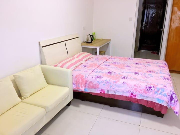 河南科技大学独立一居公寓(暖气超热)西苑校区