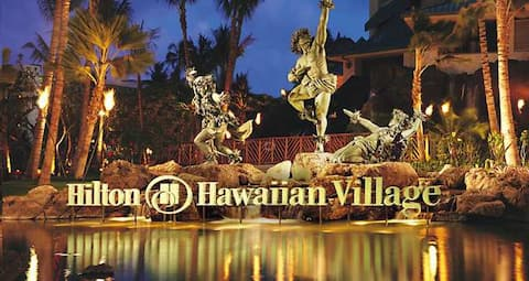 2  brm condo @ Hilton Hawaiian Village-$335/night