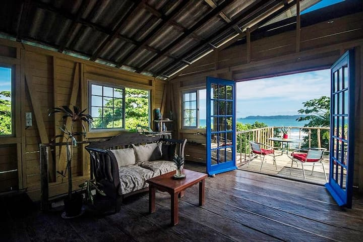 best view of the ocean 2bd suite in guesthouse