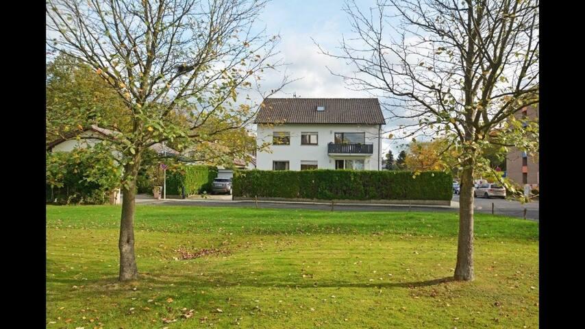 schicke möblierte Wohnung in Giessen