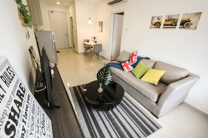 OFFER Homey I City link to shopping mall_UITM SCCC