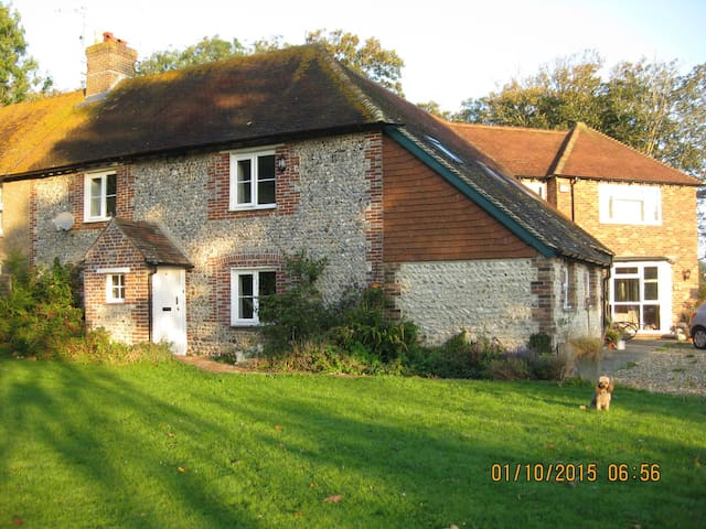 2 Atherington Cottages - Climping - Dom