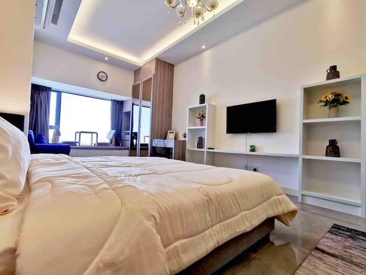 Majestic Suites@Melaka steps 2 Jonker#19