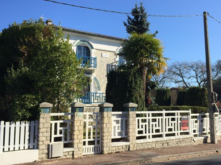 ROYAN, Quartier du Parc - Tres belle villa 6 pers.